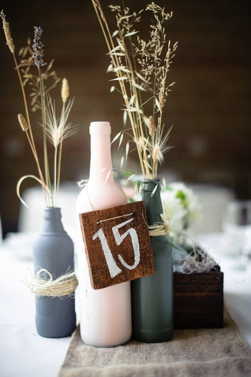 Awesome Easy Diy Wedding Centerpieces Images - Styles & Ideas 2018 ...