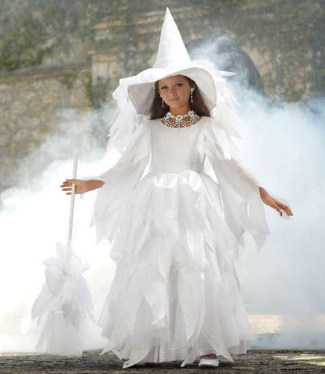 Beautiful White Witch Costume | CostumeModels.com  sc 1 st  Pinterest & Beautiful White Witch Costume | CostumeModels.com | Halloween ...