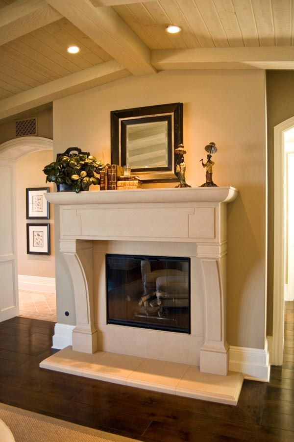 Precast Fireplace Surrounds Was Custom Designed Mantel That Allow You To Have A Unique