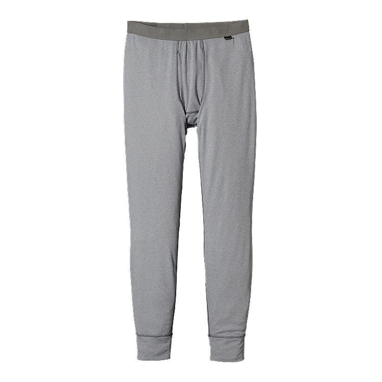 Patagonia Mens Capilene? 2 Lightweight Bottoms Nickel/Tailored Grey X-Dye - Pants