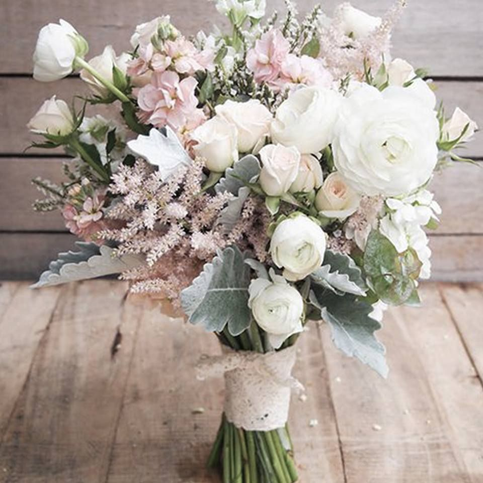 Have you ever seen a more beautiful bouquet? pastel flowers really ...