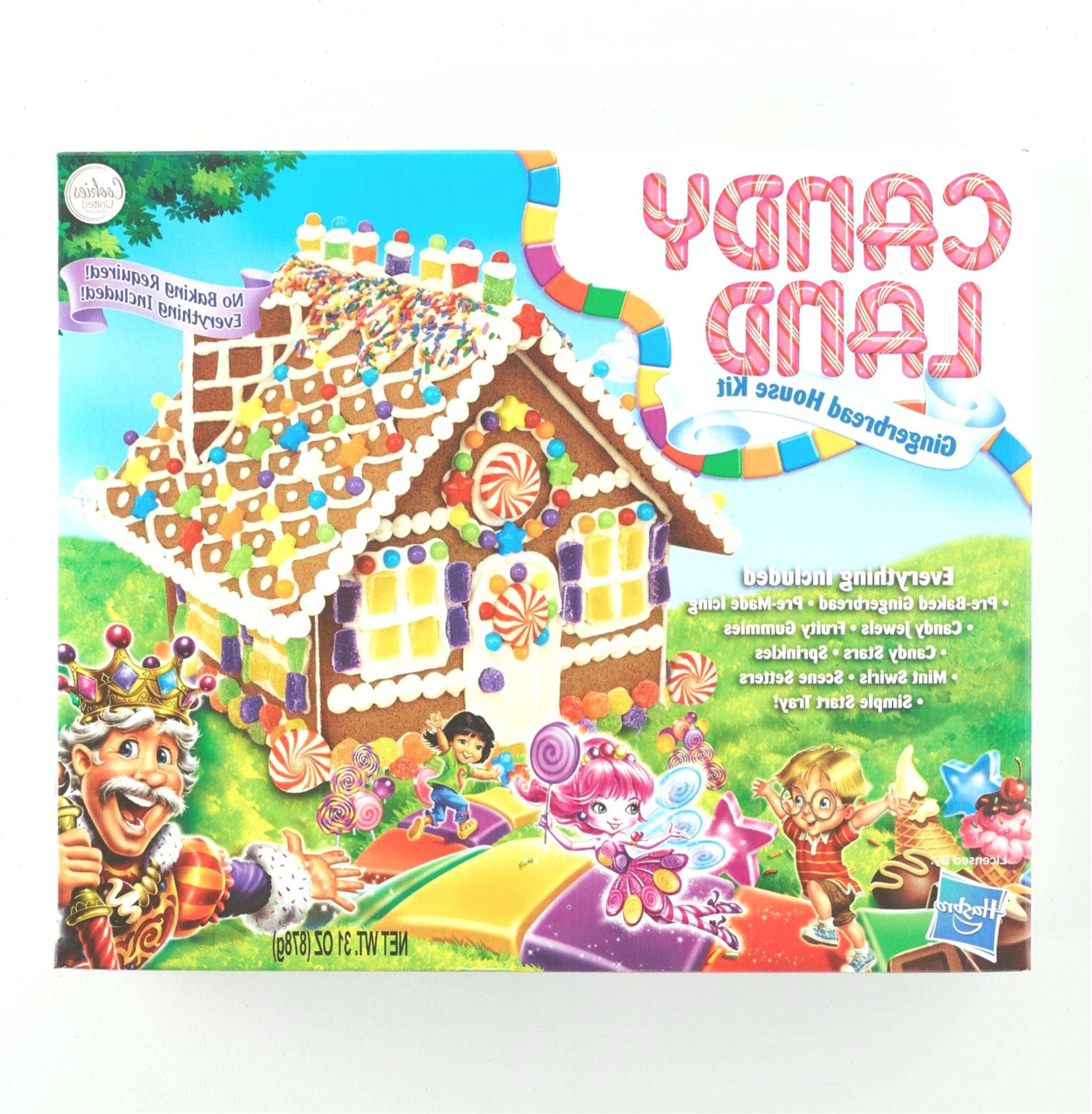 Candyland Gingerbread House Kit by World Market
