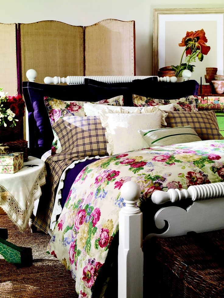 Pin By Jelly On Country Living Home Bedroom Decor Ralph Lauren Bedding