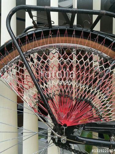 Photo of Altes historisches Damenrad mit Speichenschutz als Rockschutz oder Kleidungsnetz i… – JUTTA – Picbilder- Wir Für Bilder