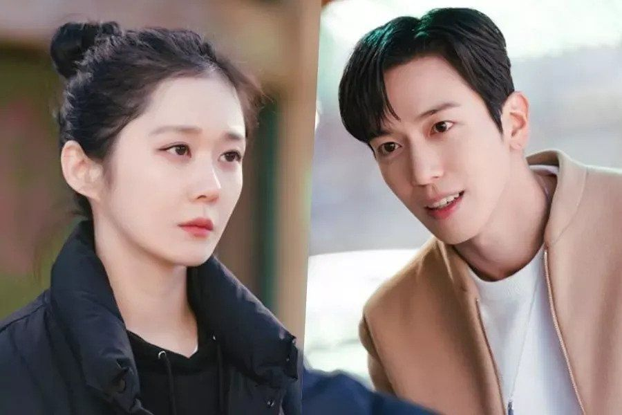 "Jang Nara Is Unimpressed By CNBLUE's Jung Yong Hwa In ""Sell Your Haunted House"""