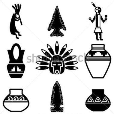 Pin On Native American Symbols Other Symbols