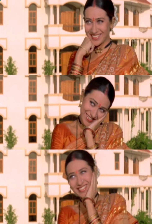 Karisma Kapoor in Biwi No 1