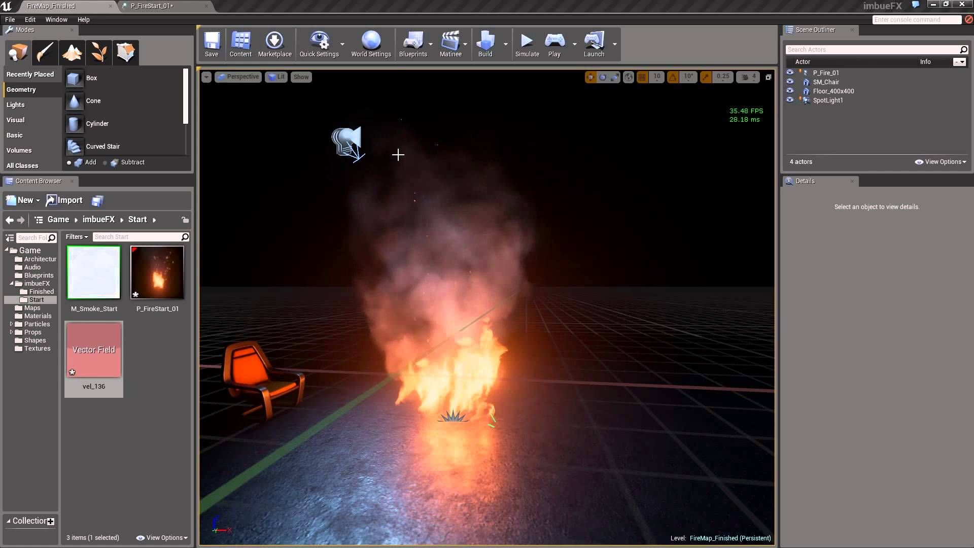 imbueFX - Intro to GPU & Lit Particles in Unreal Engine 4