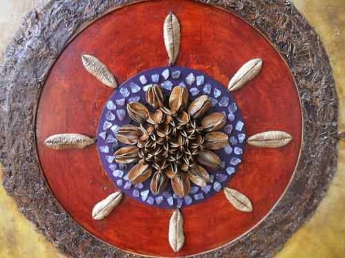 Mandala Sementes