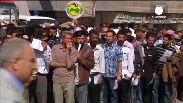 Elecciones en Siria: La disidencia se deja ver en los campamentos de refugiados