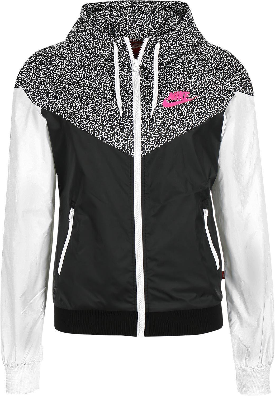 Nike jacket gray and black - Jacket 110 At Gluestore Com Au Wheretoget