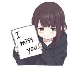 anime chat -miss you