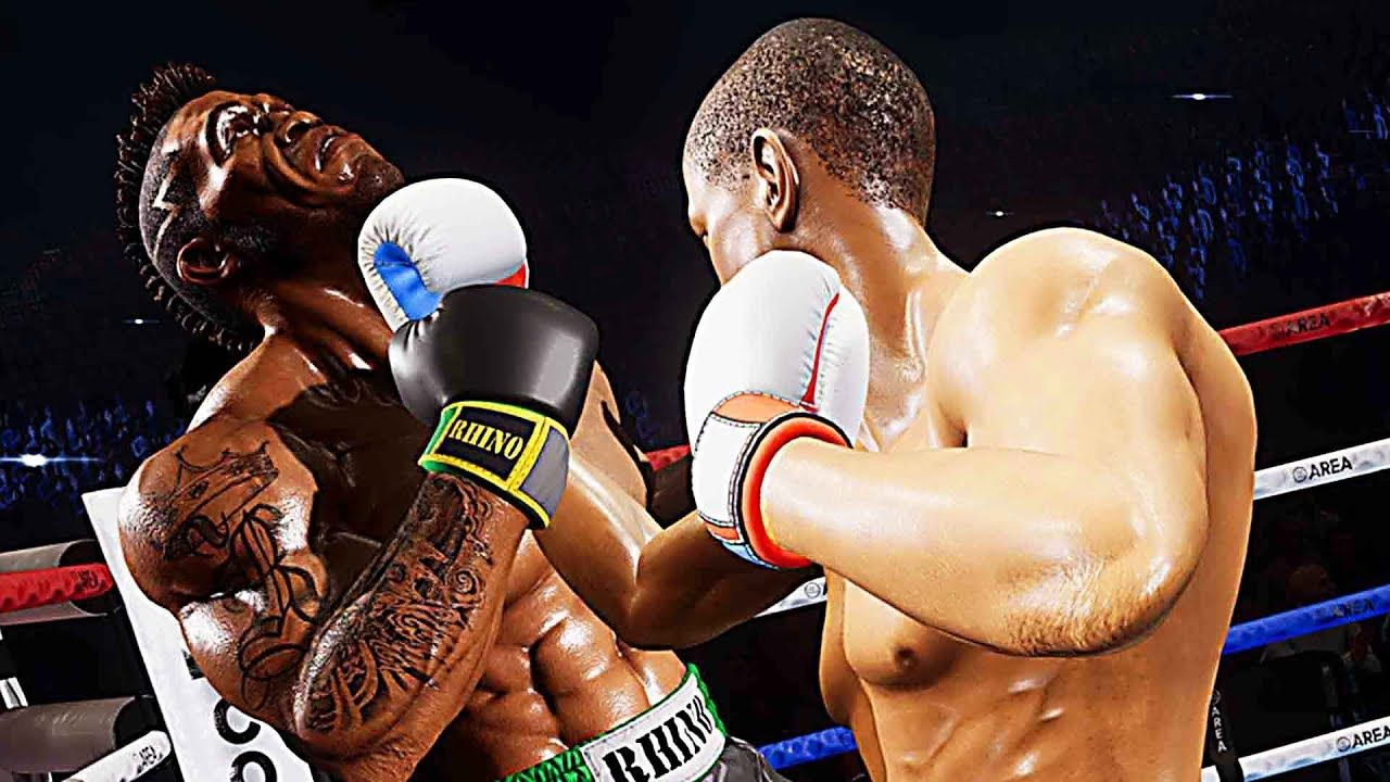 CREED Gameplay Trailer EXTENDED (E3 2018) PS4 Boxing Game
