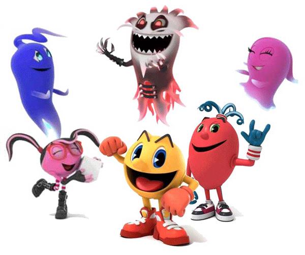 Personajes de Pac-man para imprimir | gabo en 2018 | Pinterest | Pac ...