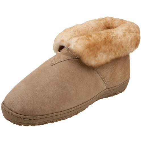 Old Friend Men S Sheepskin Bootee Slipper Chestnut 7 M Old Friend Http Www Amazon Com Dp B001g62abo Ref Cm Sw R Pi Mens Slippers Old Friend Slippers Slippers