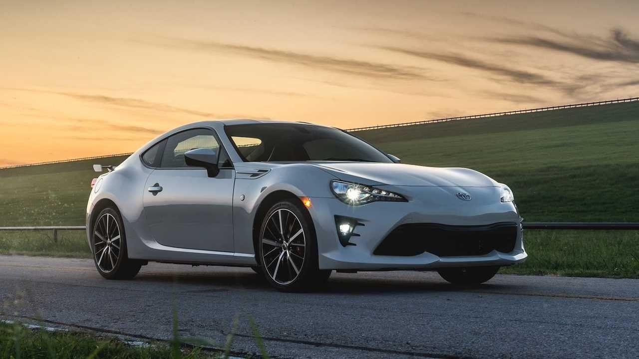 Toyota Brz 2020 New Engine