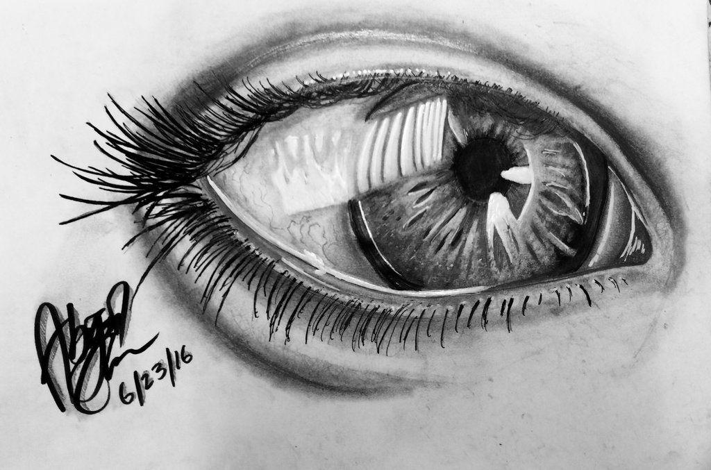 Eye by Ivystream on DeviantArt