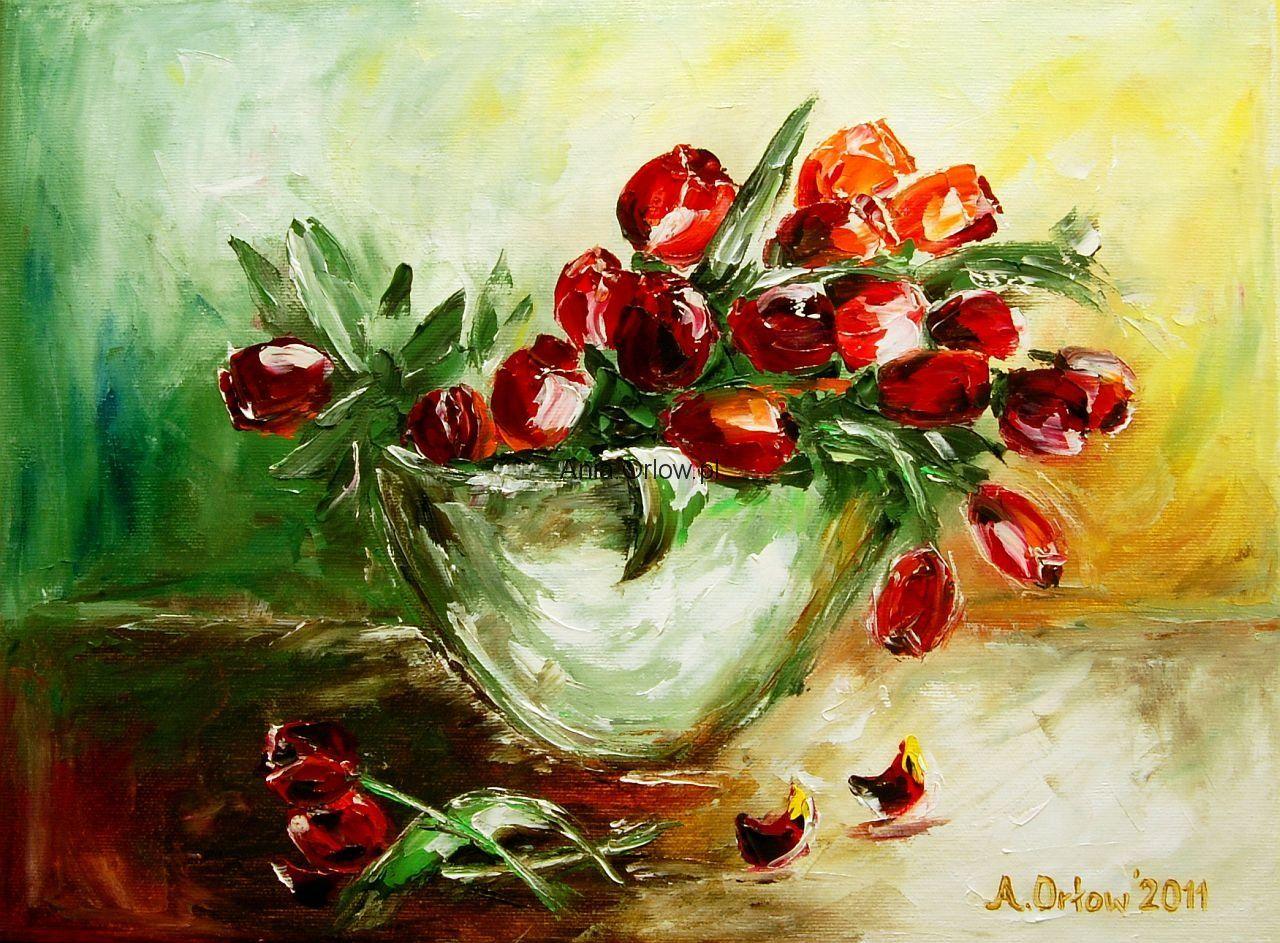 Ania Orłow - Tulipany