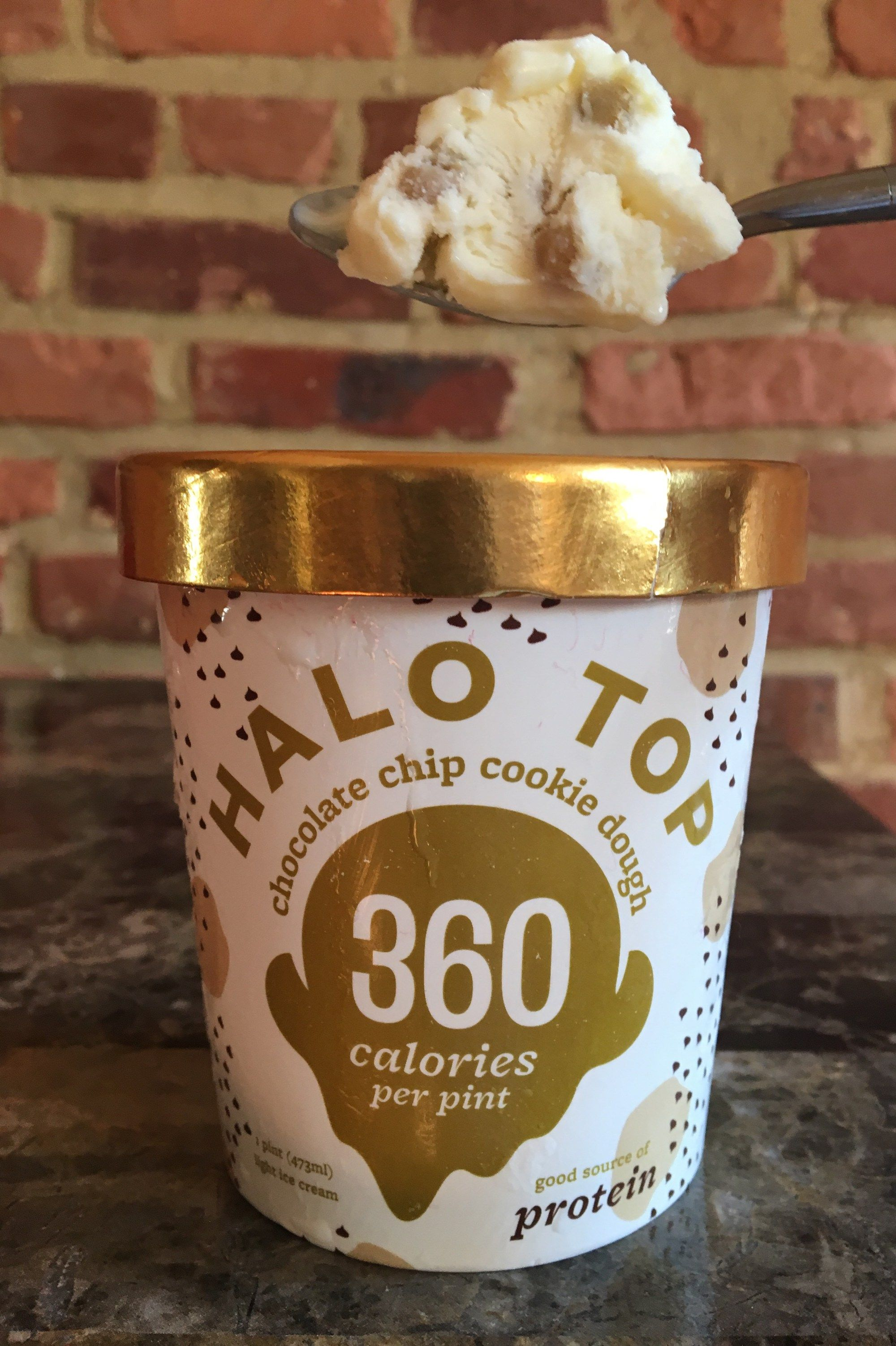Chocolate Chip Cookie Dough Halo Top Flavors Weight Watchers Desserts