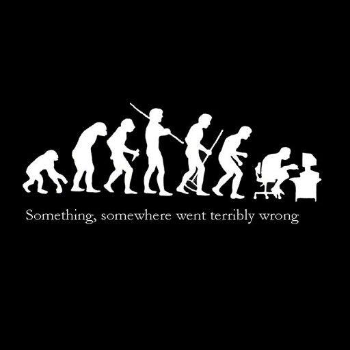Évolution et/ou régression