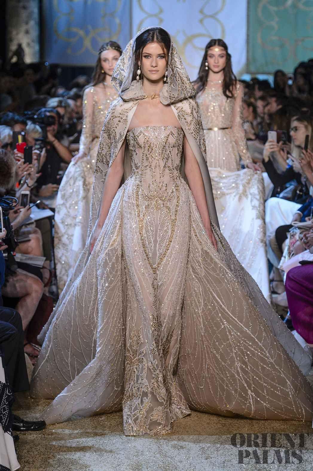Elie Saab Sonbahar-Kış 2017-2018 – Haute couture