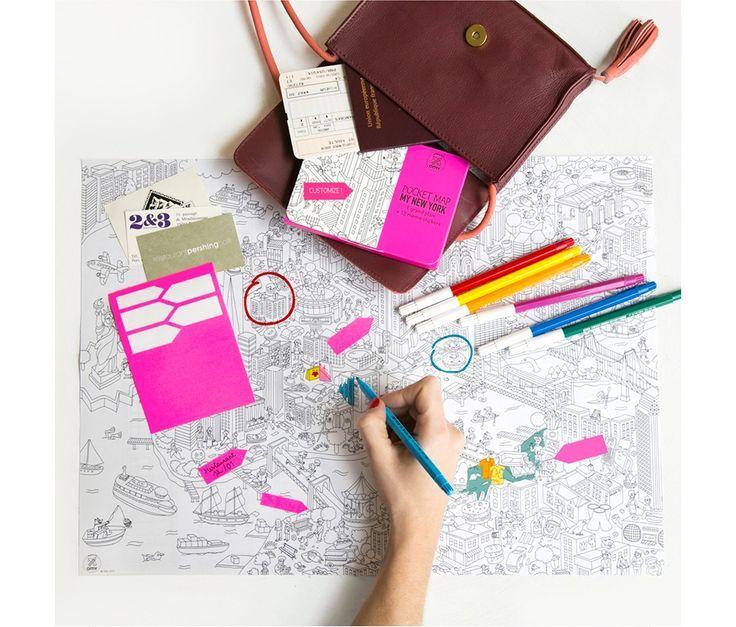 OMY Pocketmap Paris
