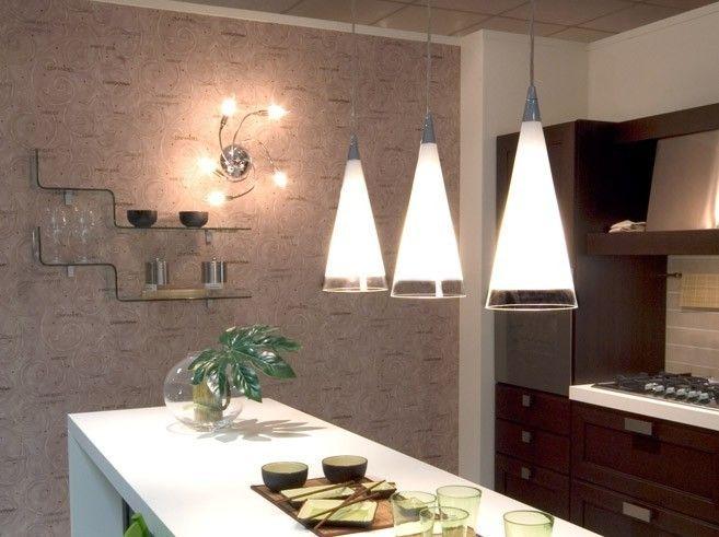 lampade a sospensione per cucina - Cerca con Google | Luci ...