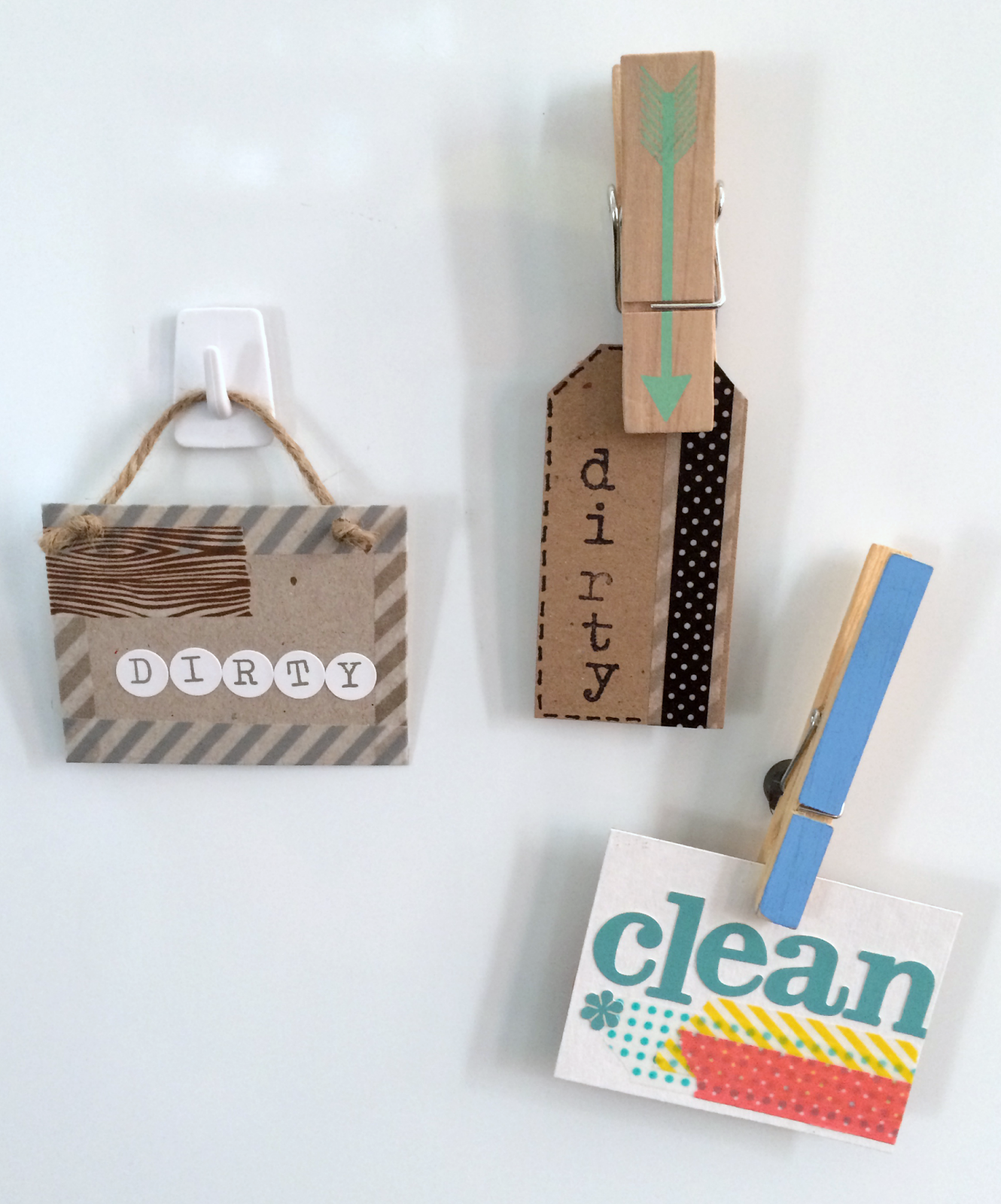 Buy magnets for crafts - Quick Craft Dirty Clean Dishwasher Magnets Really Cute Signs For The Dishwasher