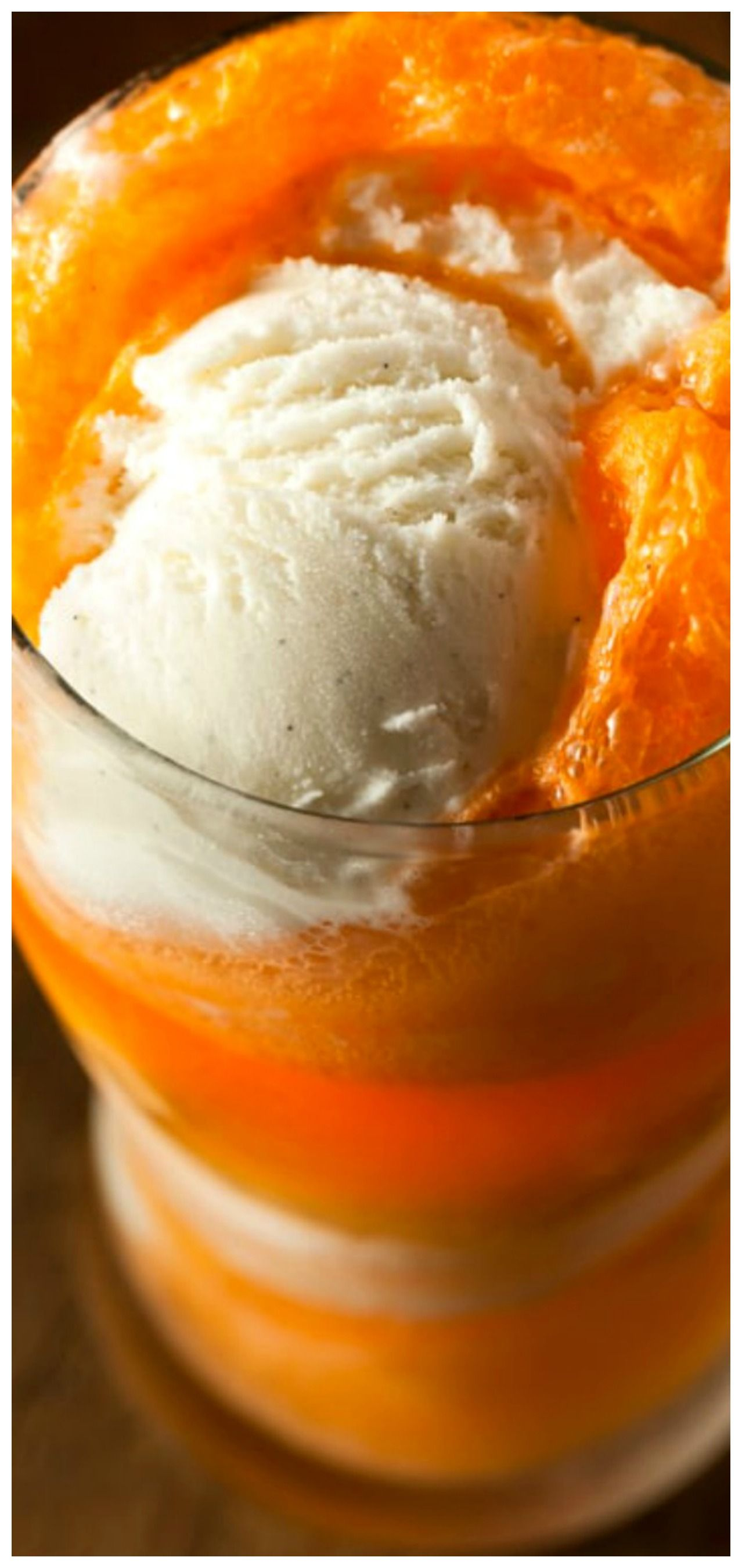 Boozy Creamsicle Float The Ultimate Summer Cocktail