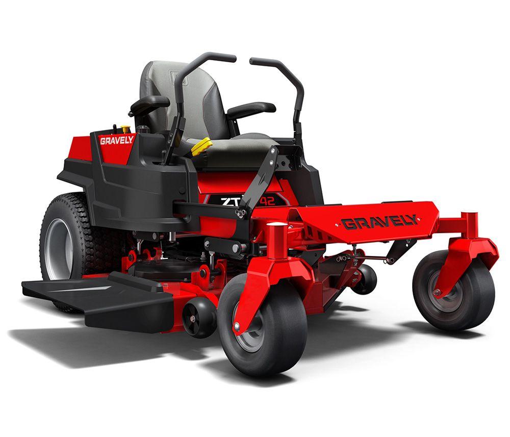 Gravely Zt X 42 Zero Turn Mower Kohler Safford Equipment Company Zero Turn Mowers Mower Lawn Mower