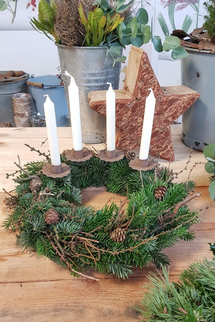 Photo of 3 Advent wreath ideas for you