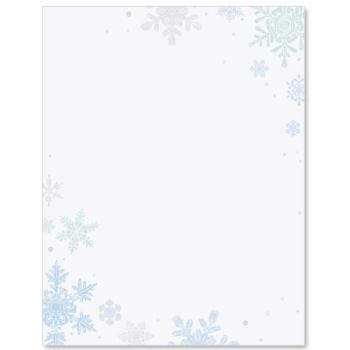 Snowflake Letter Paper Google Search Christmas Crafts