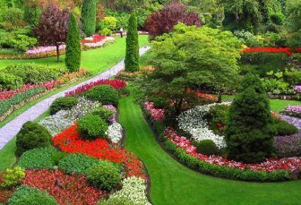 Dise o de jardines pinterest dise os - Diseno de jardines exteriores ...