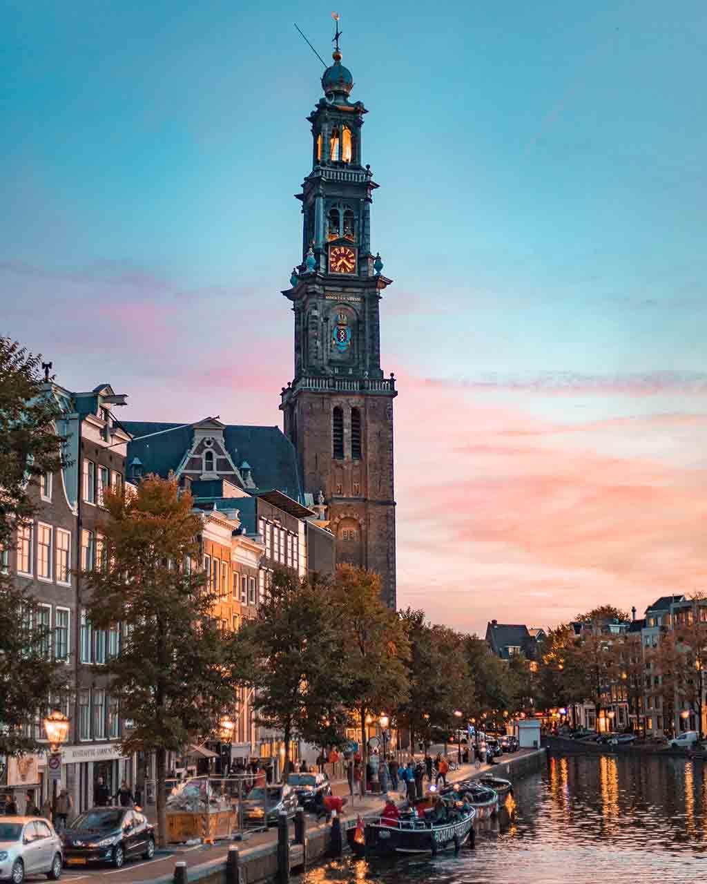 Die 15 schönsten Sehenswürdigkeiten der Niederlande