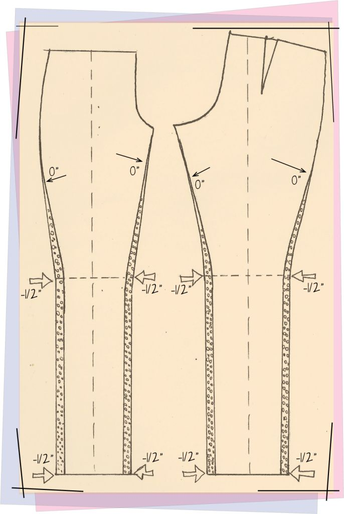 Slim it Down: Make a Wide Leg Skinny (Skinny Bitch Curvy Chick ...