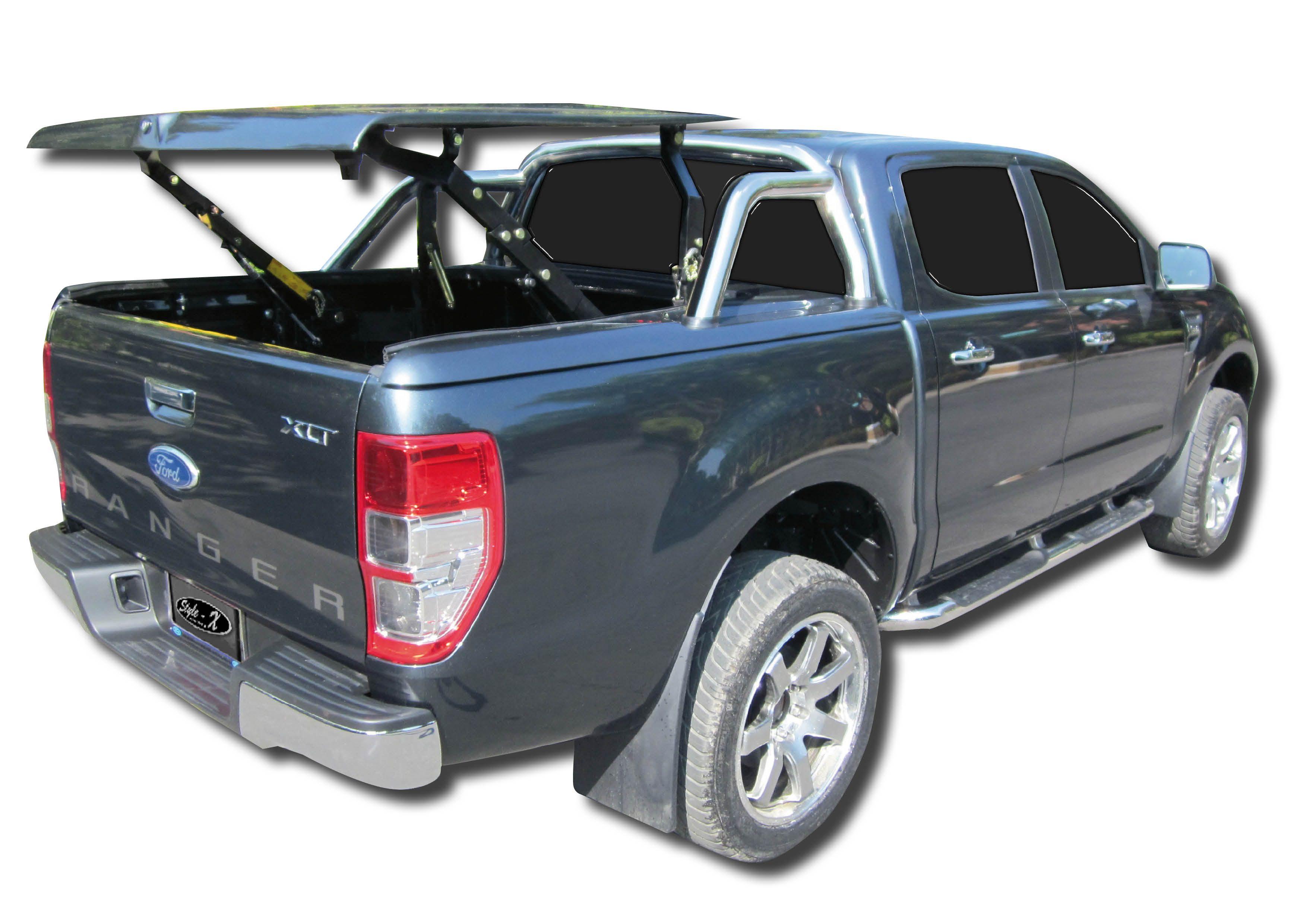 AMDA Ford ranger, Tonneau cover, Ranger truck