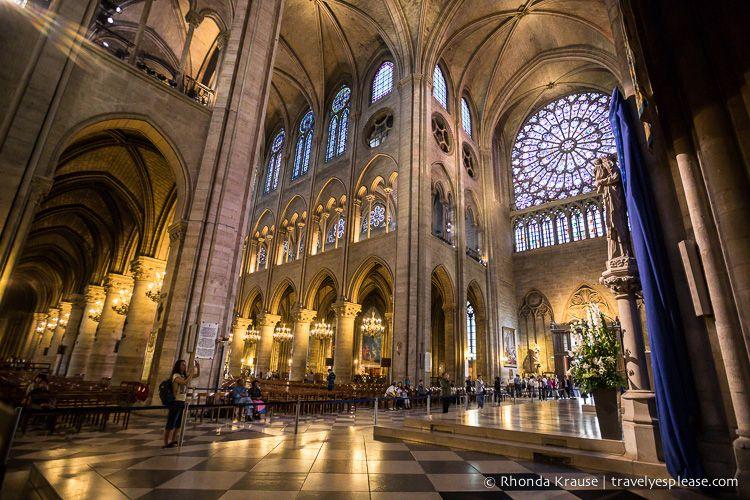Notre Dame De Paris History Architecture And Tips For Visiting Paris History Cathedral Paris Pictures