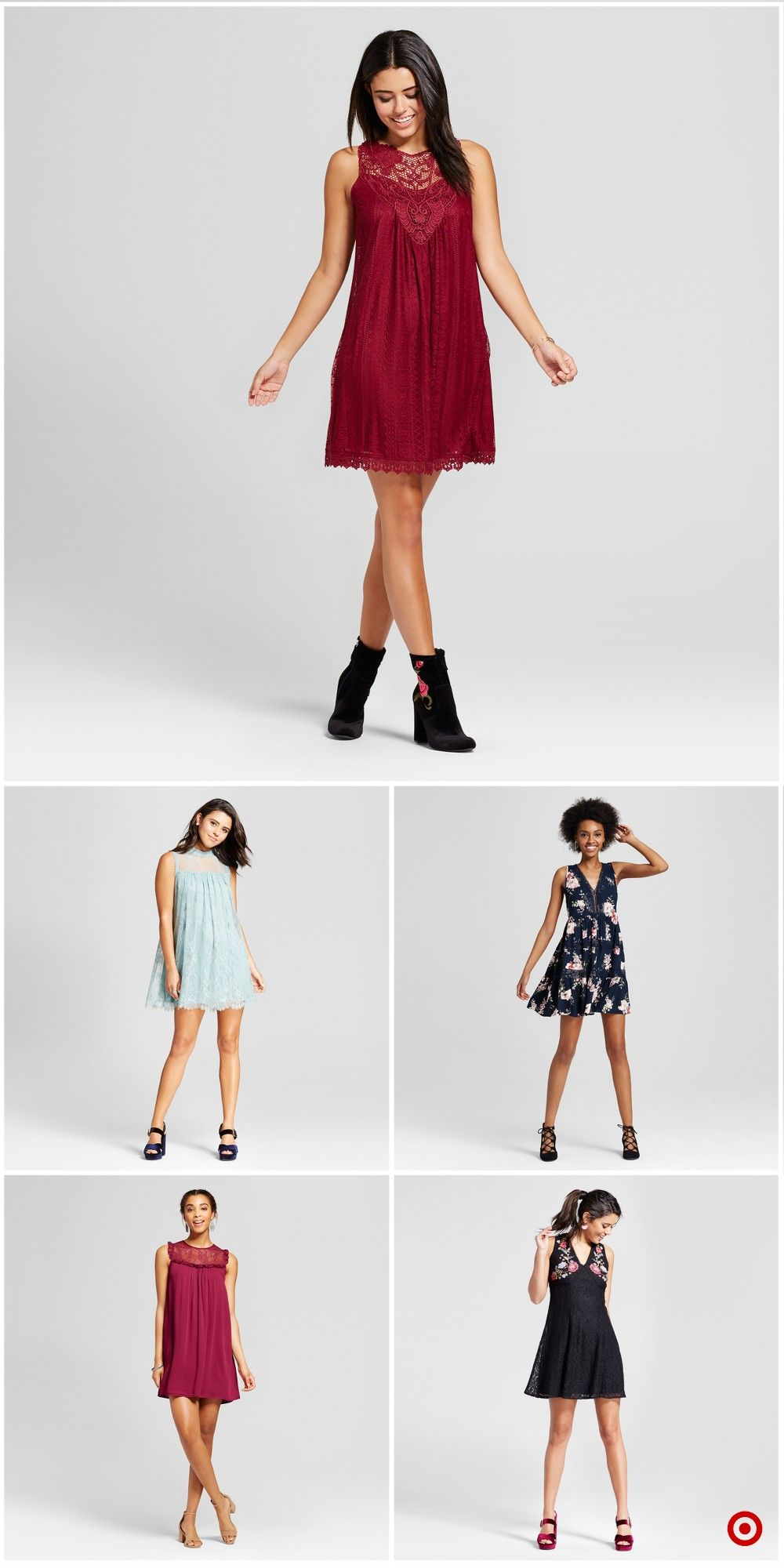 Shop Target For Shift Dresses You Will Love At Great Low Prices Free Shipping On Orders Of 35 Or Free Same Social Dresses Everyday Dresses Beautiful Dresses [ 2000 x 1000 Pixel ]