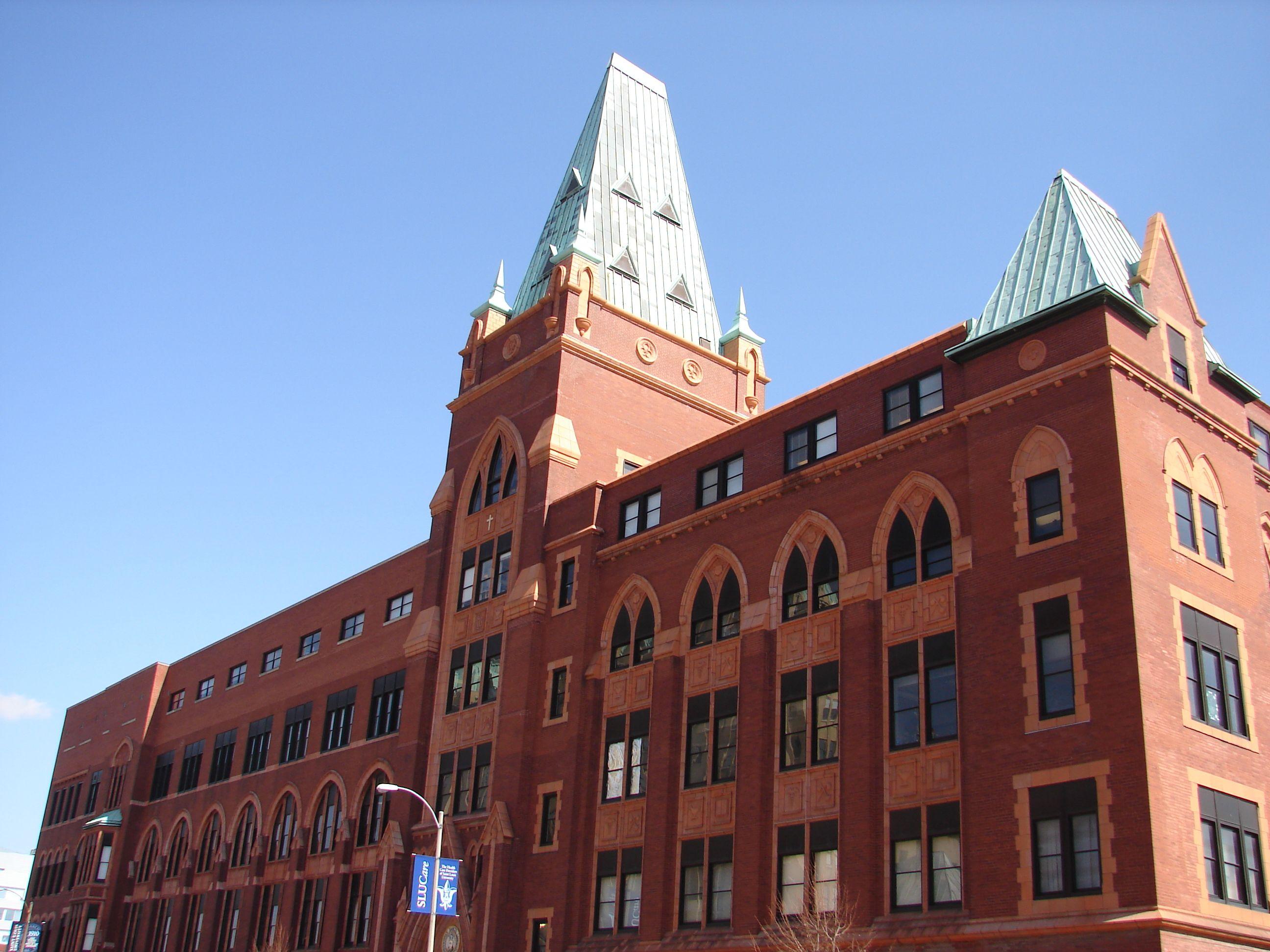 Medical school has taken over my life: St  Louis University School