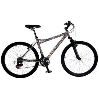 Mongoose Men S Mossy Oak Game Tracker 26 Mountain Bike Camo