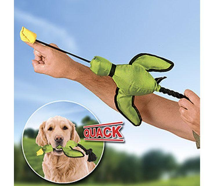 Hyper Pet Mini Flying Duck Dog Toy Item 1327319 Best Dog Toys