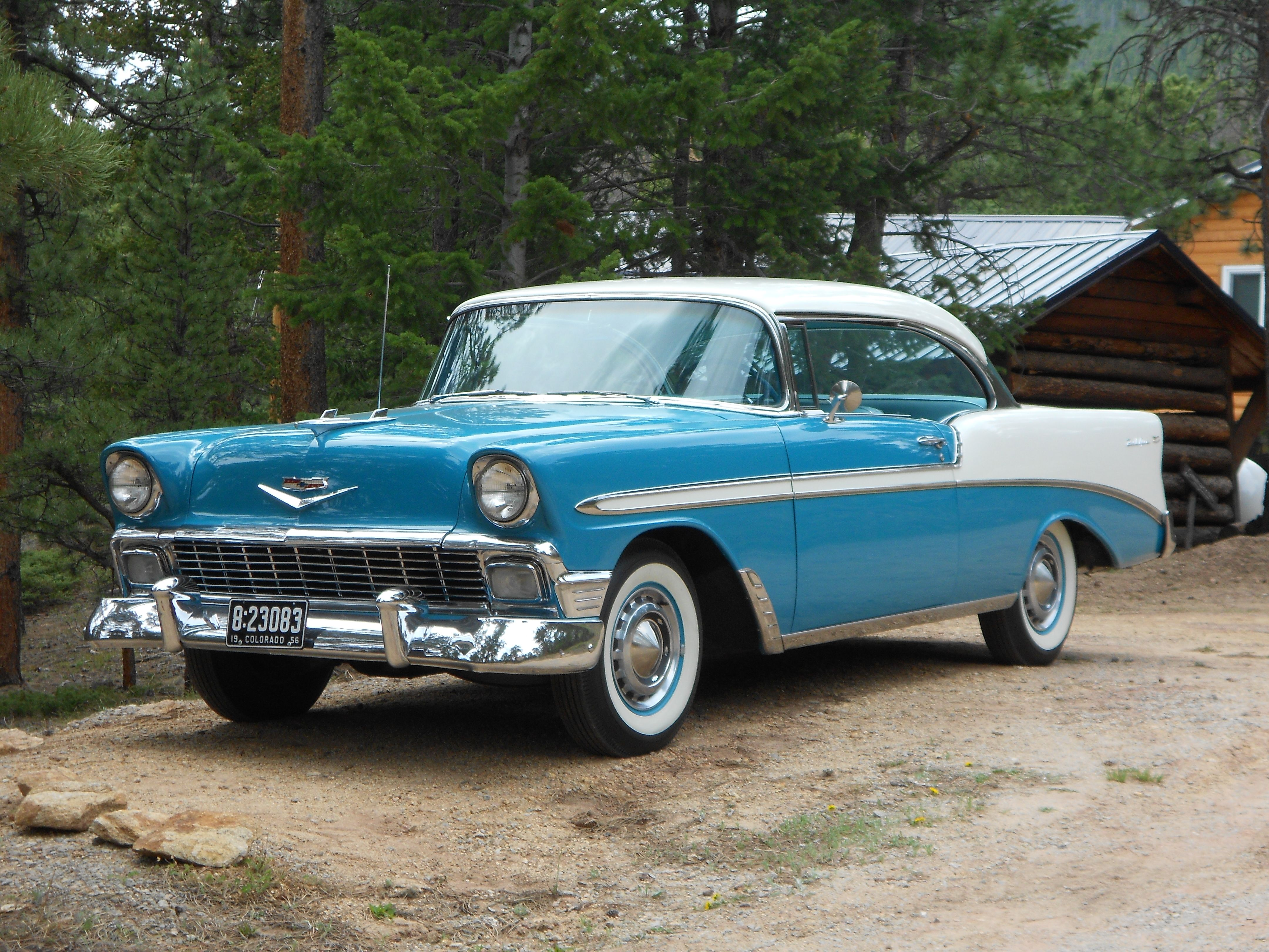 chevy cars 1956 | My Fond Memories | Pinterest | Cars, Bel air and ...