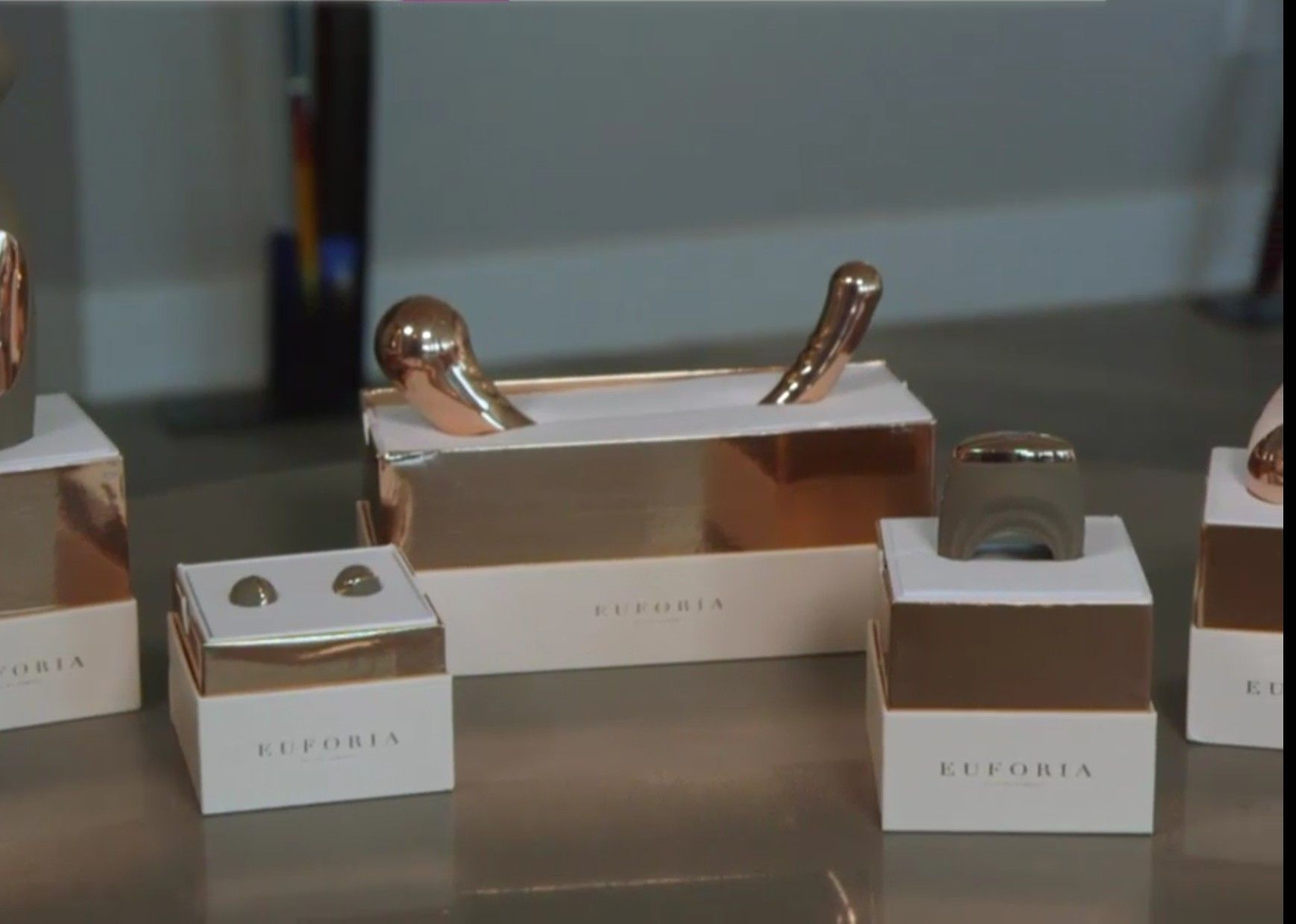 Euforia Collection by Pure Romance.   Luxurious design, by women for women.