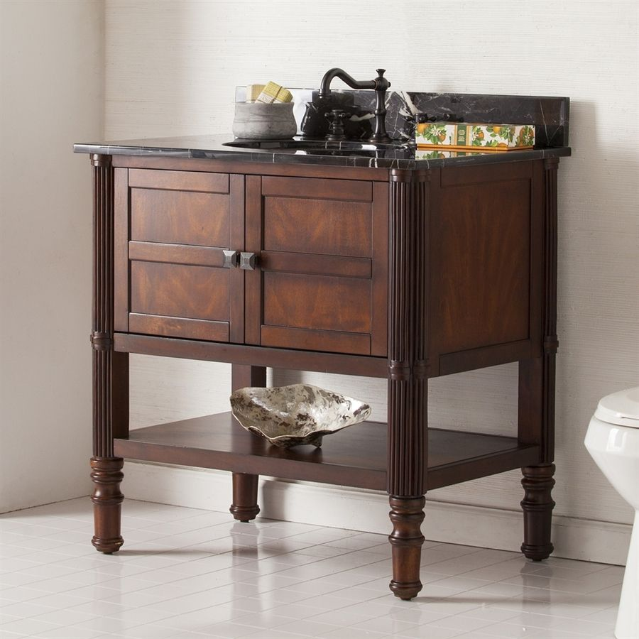 toby vanity optional sink mirror vessel oak with console bathroom