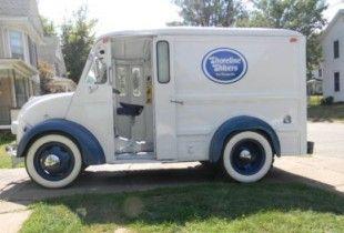 Good Humored 1950 Divco Ice Cream Truck In 2020 Trucks For Sale Ice Cream Truck Trucks