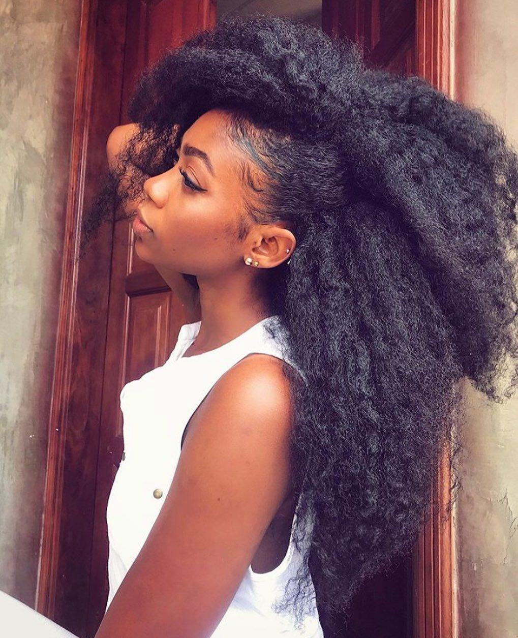 Big Natural Hair Curly Hair Styles 3c Natural Hair Natural Hair Styles