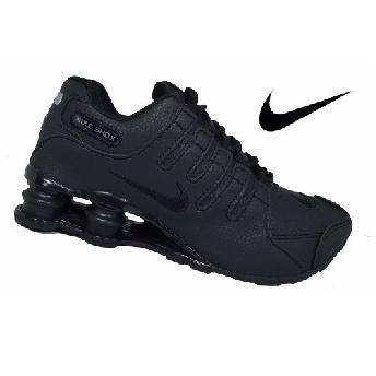 966af4908fc Tênis Nike Shox Deliver nz Importado Masculino Original
