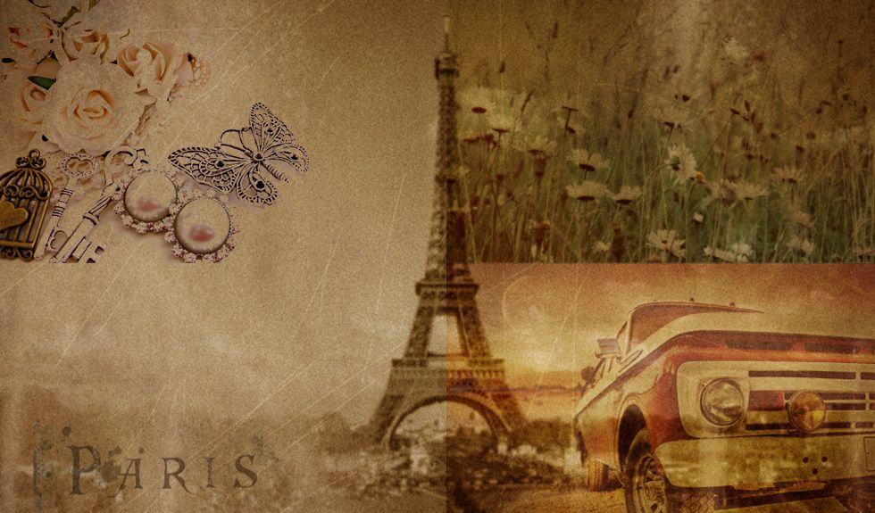 Paris.. el Sueño de toda chica