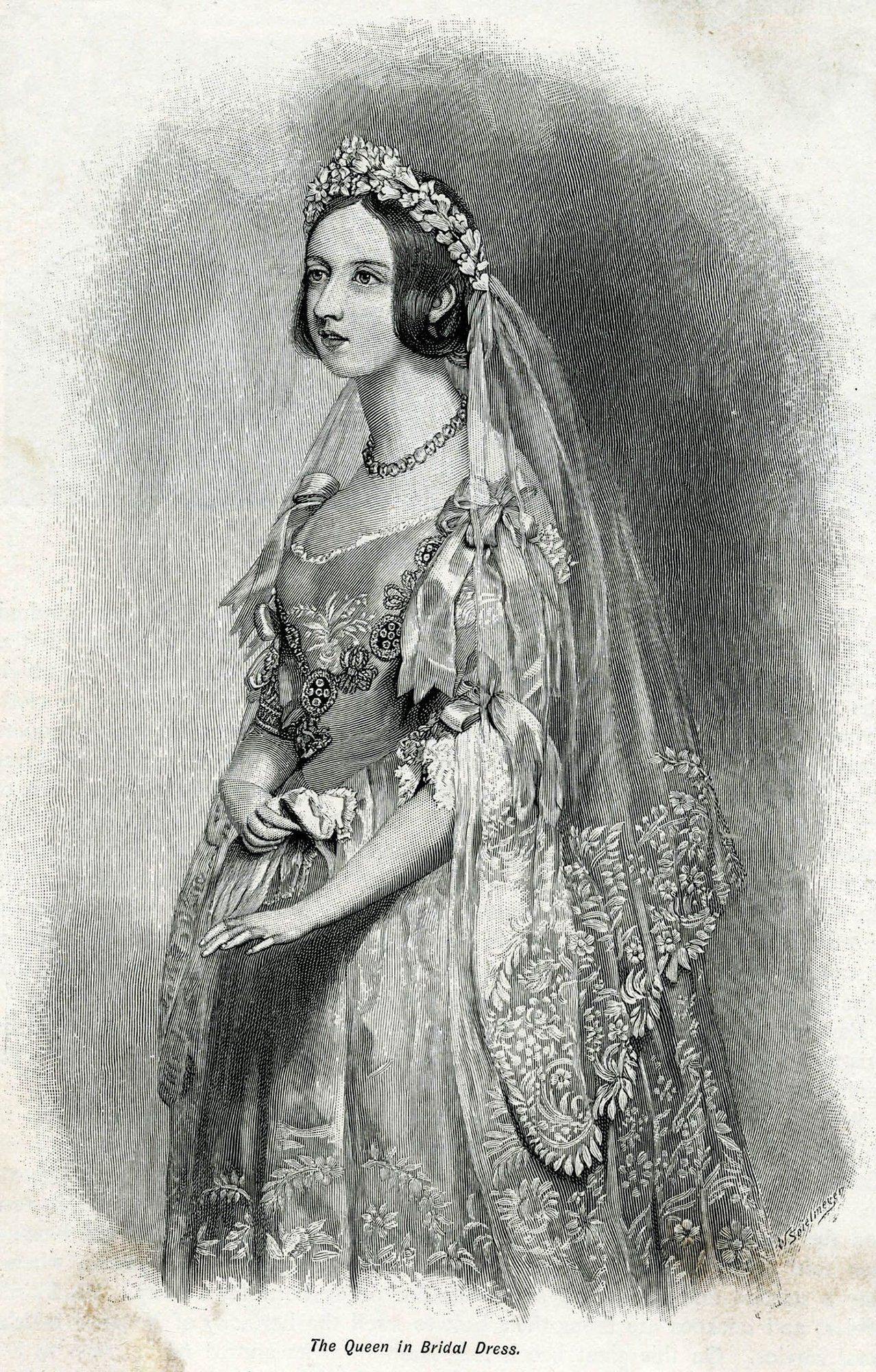 Queen Victoria Made White Wedding Dresses Popular Here S What Else You Should Know About Her Royal Wedding Queen Victoria Wedding Dress Queen Victoria Wedding Young Queen Victoria [ 2000 x 1278 Pixel ]