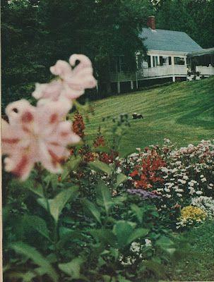 Sister Parish Summer Housemin Maine